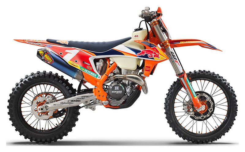 2021 KTM 350 XC-F Kailub Russell in Kittanning, Pennsylvania - Photo 1