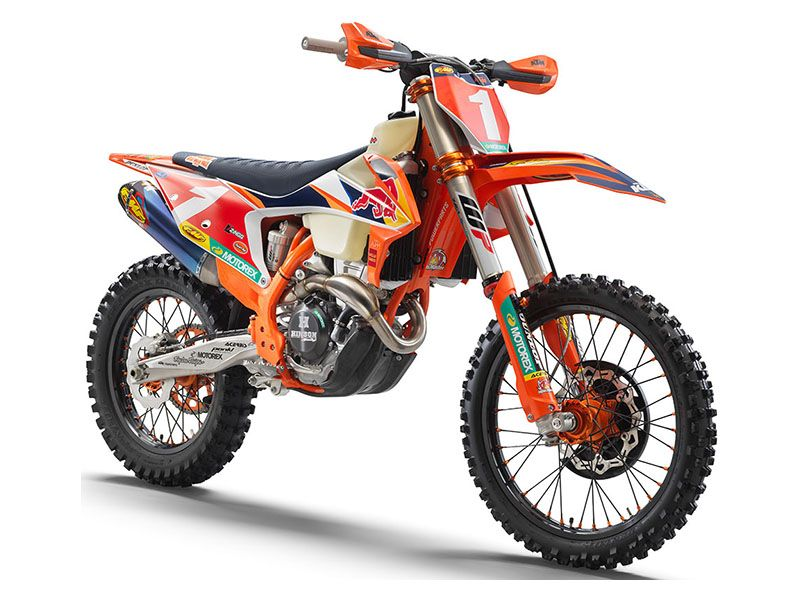 2021 KTM 350 XC-F Kailub Russell in Kittanning, Pennsylvania - Photo 2
