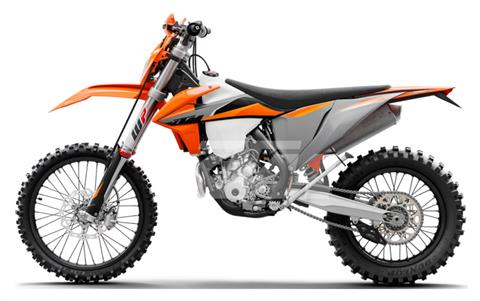 2021 KTM 350 XCF-W in Athens, Ohio - Photo 2