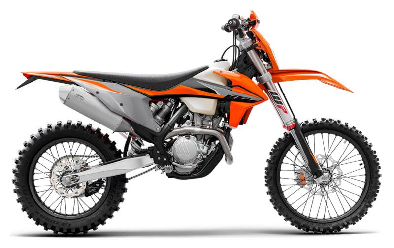 2021 KTM 350 XCF-W in Warrenton, Oregon - Photo 1