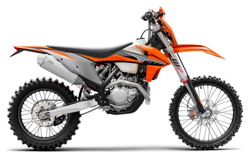 2021 KTM 500 XCF-W in Concord, New Hampshire