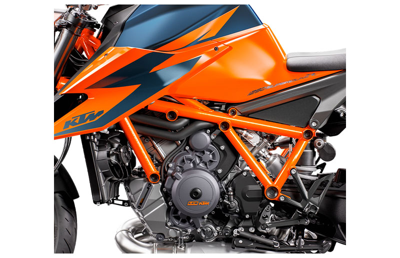 2021 KTM 1290 Super Duke R in Athens, Ohio - Photo 5