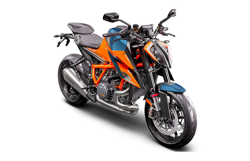 2021 KTM 1290 Super Duke R in Mountain View, Wyoming - Photo 2