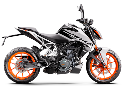 2021 KTM 200 Duke in Plymouth, Massachusetts