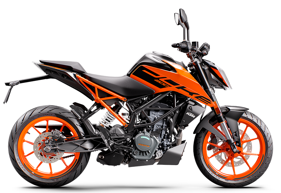 2021 KTM 200 Duke in Mount Pleasant, Michigan