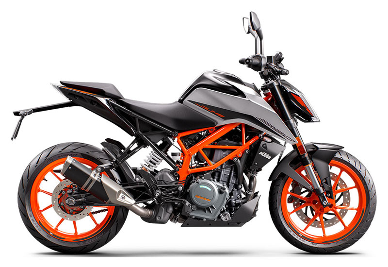 2021 KTM 390 Duke in Paso Robles, California - Photo 1