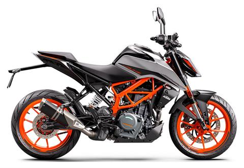 2021 KTM 390 Duke in Concord, New Hampshire