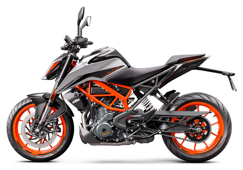2021 KTM 390 Duke in Troy, New York - Photo 2