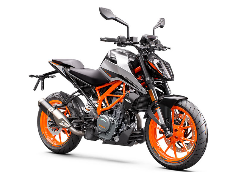 2021 KTM 390 Duke in Wilkes Barre, Pennsylvania - Photo 3