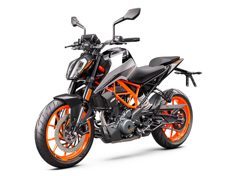 2021 KTM 390 Duke in Wilkes Barre, Pennsylvania - Photo 4