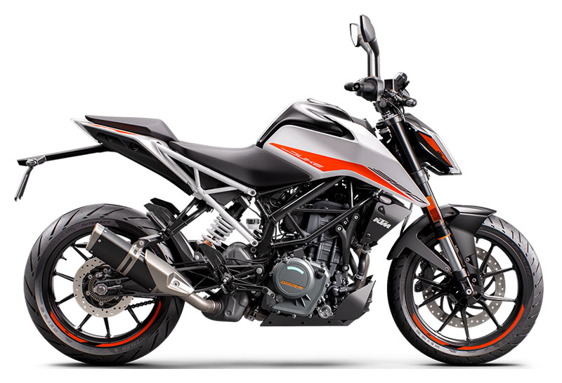 2021 KTM 390 Duke in Bellingham, Washington - Photo 1