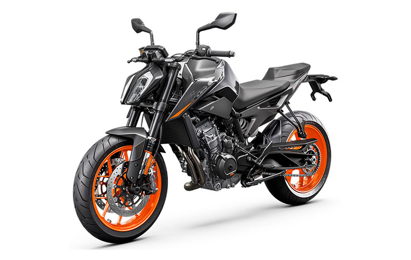 2021 KTM 890 Duke in Goleta, California - Photo 4
