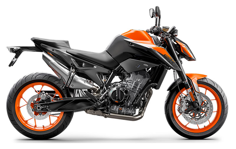 2021 KTM 890 Duke in Johnson City, Tennessee - Photo 1