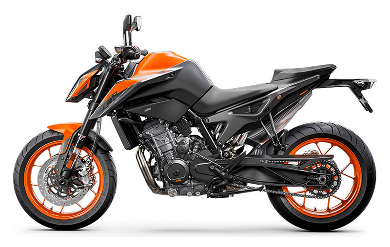 2021 KTM 890 Duke in Dimondale, Michigan - Photo 2