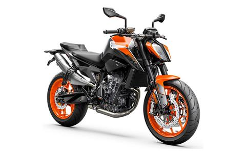 2021 KTM 890 Duke in Olympia, Washington - Photo 3