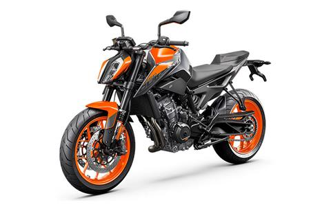2021 KTM 890 Duke in Olympia, Washington - Photo 4