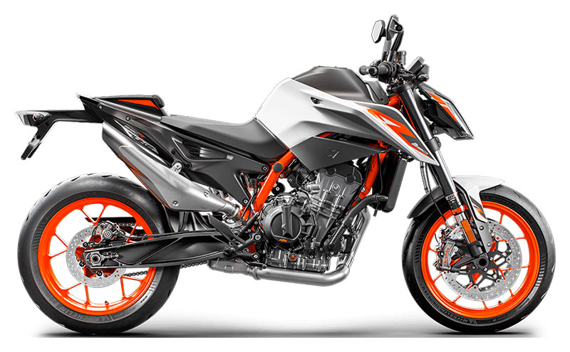 2021 KTM 890 Duke R in Fredericksburg, Virginia