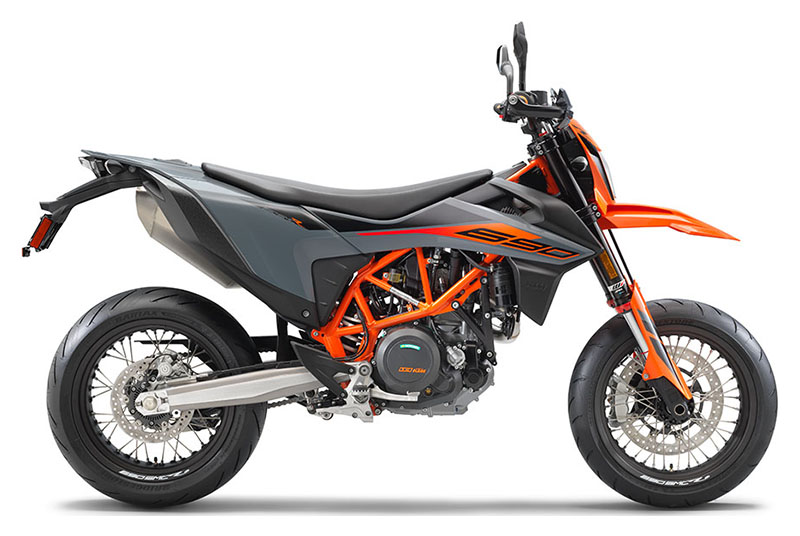 2021 KTM 690 SMC R in Goleta, California