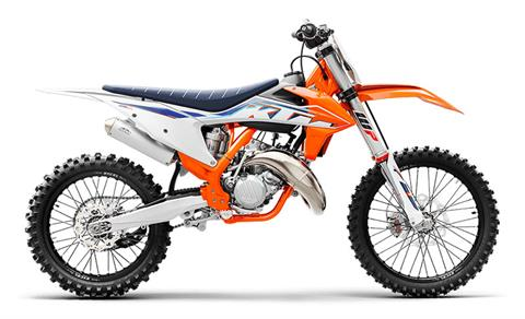 2022 KTM 125 SX in Johnson City, Tennessee