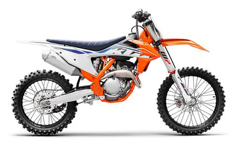 2022 KTM 250 SX-F in Berkeley Springs, West Virginia