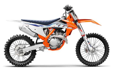 2022 KTM 350 SX-F in Berkeley Springs, West Virginia