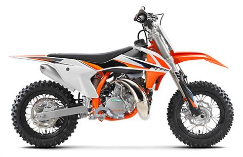 2022 KTM 50 SX Mini in Johnson City, Tennessee