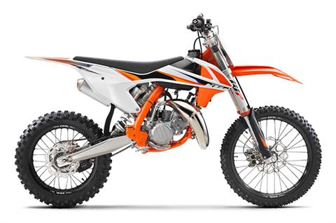 2022 KTM 85 SX 17/14 in Berkeley Springs, West Virginia