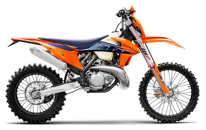 2022 KTM 250 XC-W TPI Motocyclettes - Motos Illimitées