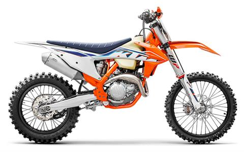 2022 KTM 450 XC-F in Johnson City, Tennessee