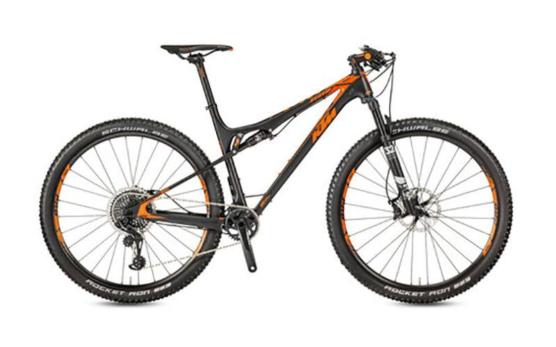 2017 KTM Bike Industries Scarp 29 Master 12s in Grimes, Iowa