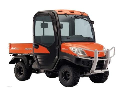 2012 Kubota RTV1100 Orange in Madera, California - Photo 4