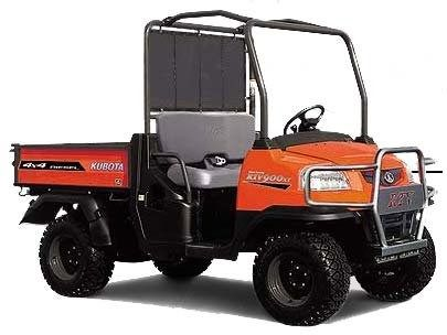 2012 Kubota RTV900XT Worksite (Orange S Package) in Saint Clairsville, Ohio