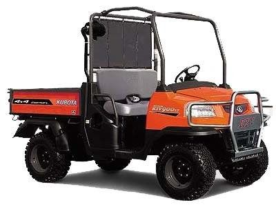 2013 Kubota RTV900XT Utility (Orange) in Sanford, Florida - Photo 32