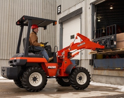 2015 Kubota R420S in Columbia, South Carolina
