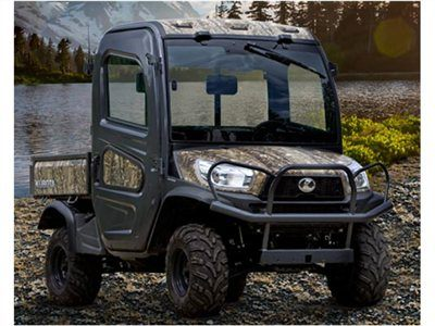 2015 Kubota RTV-X1100C in Lexington, North Carolina