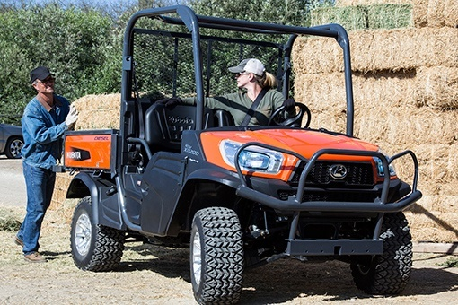 2015 Kubota RTV-X1120D in Lexington, North Carolina
