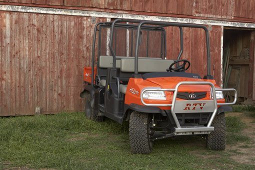 2015 Kubota RTV1140CPX in Lexington, North Carolina