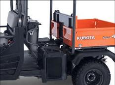 2016 Kubota RTV1140CPX in Lexington, North Carolina