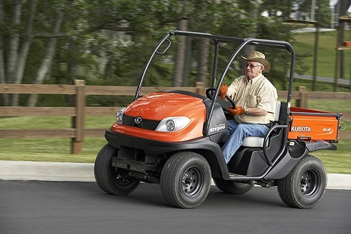 2016 Kubota RTV400Ci in Lexington, North Carolina