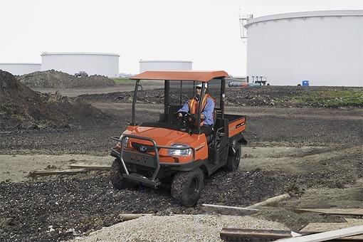 2016 Kubota RTV900XT Utility (Orange) in Lexington, North Carolina