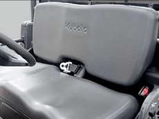 2016 Kubota RTV900XT Worksite (Orange S Package) in Lexington, North Carolina