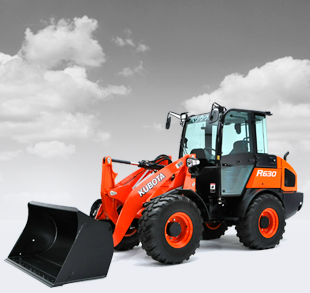 2017 Kubota Wheel Loader (R630) in Beaver Dam, Wisconsin