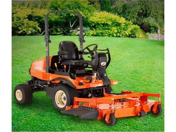 2017 Kubota Front Mower (F2690E) in Fairfield, Illinois