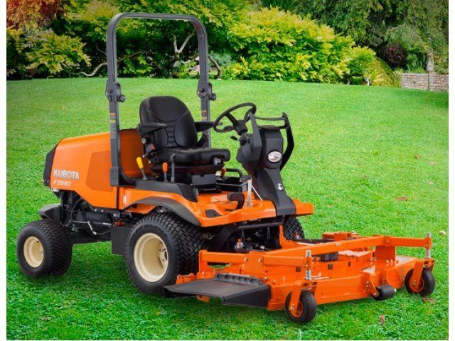 2017 Kubota Front Mower (F3990) in Fairfield, Illinois