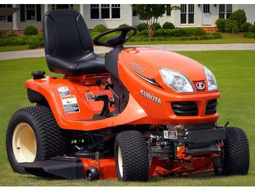 2017 Kubota Lawn Tractor (GR2020-2) in Fairfield, Illinois