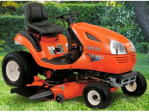 2017 Kubota Lawn Tractor (T1880) in Fairfield, Illinois