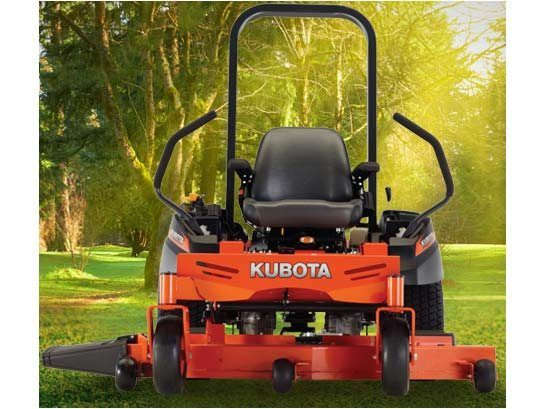 2017 Kubota Kommander Zero-Turn Mower (Z122EBR-48) in Fairfield, Illinois
