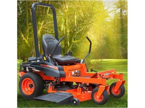 2017 Kubota Kommander Zero-Turn Mower (Z122RKW-42) in Fairfield, Illinois