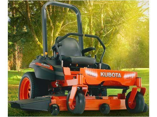 2017 Kubota Kommander Zero-Turn Mower (Z125SKH-54) in Bolivar, Tennessee