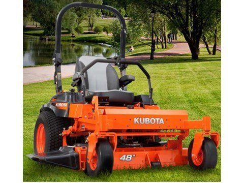 2017 Kubota Zero-Turn Mower (Z724XKW-48) in Fairfield, Illinois